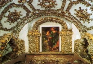 Santa Maria della Concezione Crypts 3